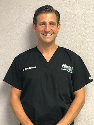 Dr. Ryan E. Spicuzzo, DC, CTPS Doctor of Chiropractic