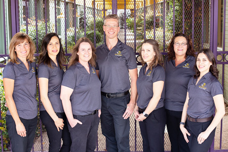 The team at Life Aligned Wellness Center