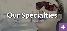 Our Specialties - Sidebar