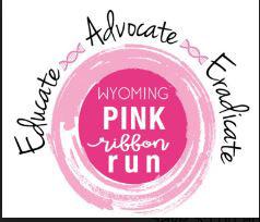 Wyoming Pink Ribbon Run logo