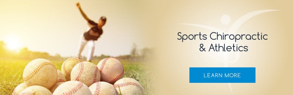 Sports Chiropractic & Athletics at {PRACTICE NAME} in {PJ}