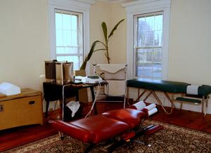 Belchertown chiropractic office