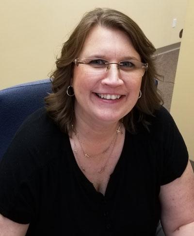 Rhonda Swift-Office Manager