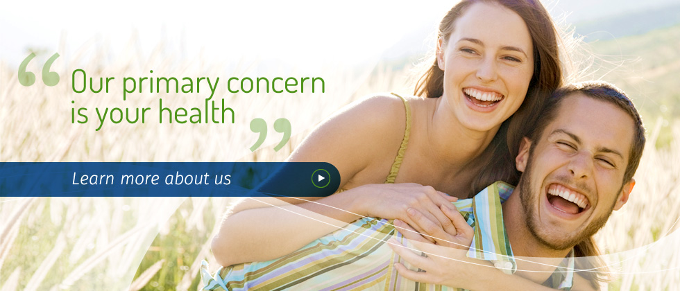 Our primary concern is your health