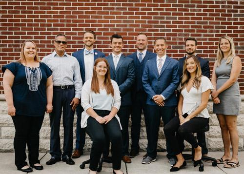 ProWellness Chiropractic team photo