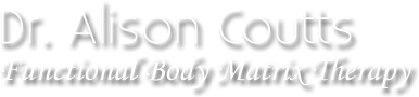 Dr. Alison Coutts logo - Home