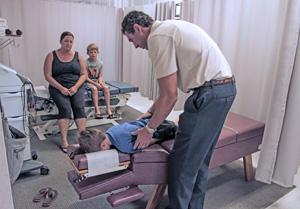 Chiropractor Virginia Beach Dr. Spence Johansen