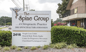 About The Spine Group in Virginia Beach