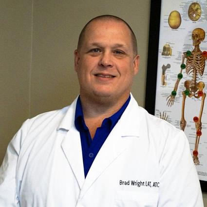 Bradley Wright, Baywest Health & Rehab team