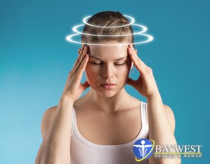 Dizziness and neck pain and headaches