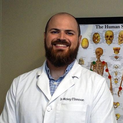 Chiropractor New Port Richey, Dr. Mickey O Donovan