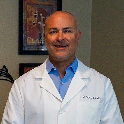 Chiropractor New Port Richey, Dr. Scott Coletti