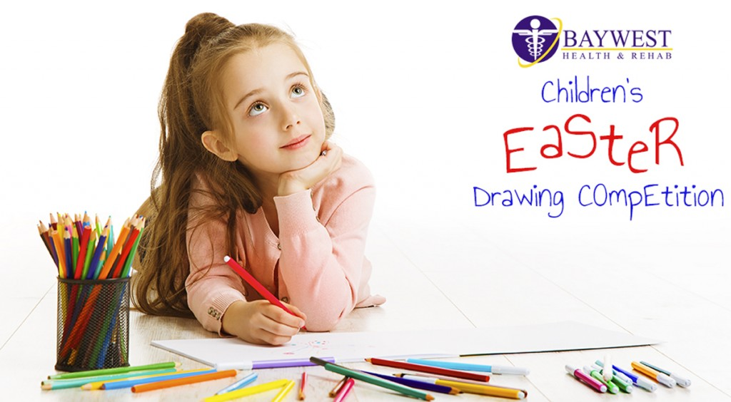 Baywest Easter Drawing Competition