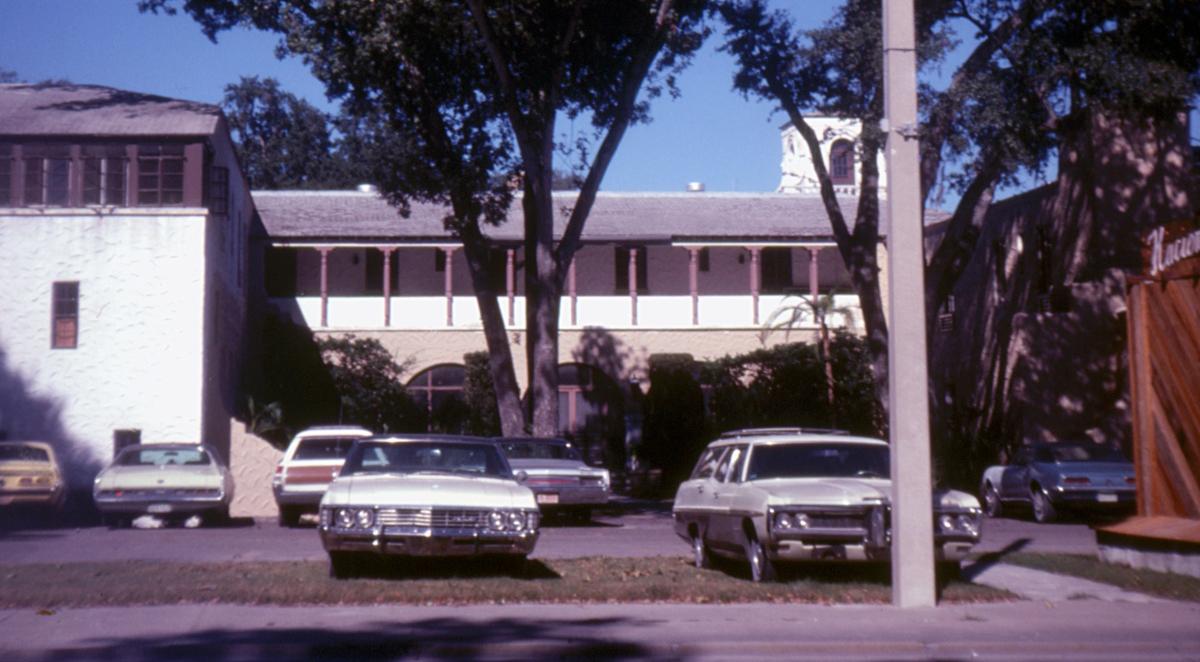 New Port Richey 1980s