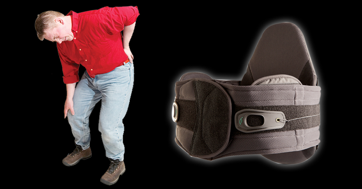 Pain Relieving Back Support Belt