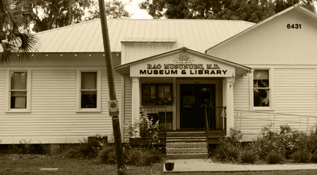 West Pasco Historical Society