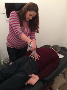 Cork Chiropractor Adjusting Techniques
