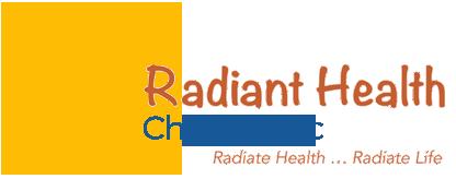 Radiant Health Chiropractic logo - Home