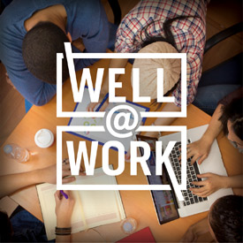 Well at Work logo