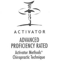 Activator Advanced Proficiency Rated Chiropractor in Anoka