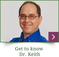 Get to Know Dr. Keith