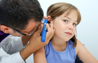 75% of children have at least one ear infection before age 3