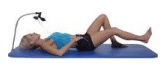 Leg Stretch image for core stability