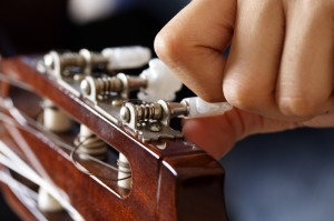 Tuning your Nervous System is like tuning a guitar