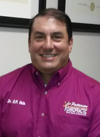 Edinburg Chiropractor Dr. O.P. Vela