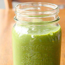pear green smoothies