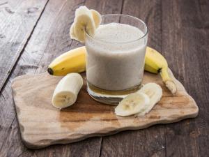 Smoothie de Gingembre et Banane