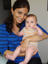 Breech baby success story.