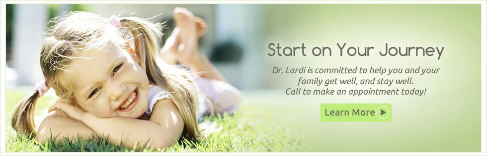 Welcome to Evolve Chiropractic Wellness Studio - Dr. Laura Lardi, DC