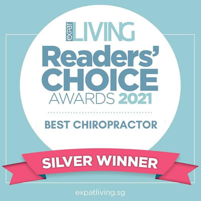 Expat Living Reader's Choice Award Silver 2021