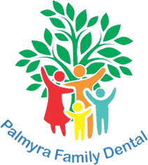 Palmyra Family Dental logo - Home