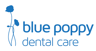 Blue Poppy Dental Care logo - Home