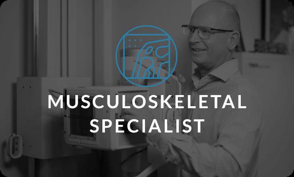 Musculoskealetal Specialist