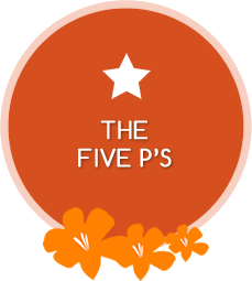 The Five P's