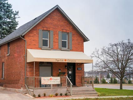 Welcome to Tiger Lily Chiropractic in Barrie
