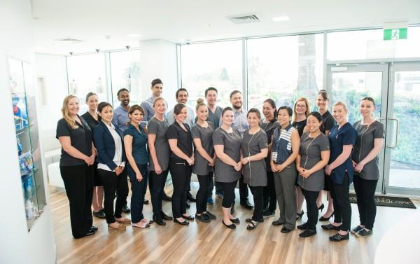Ranford Road Dental Centre Team
