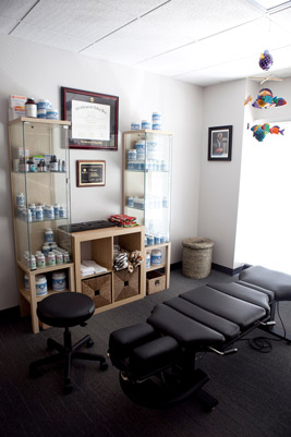Chiropractic care Mountain View