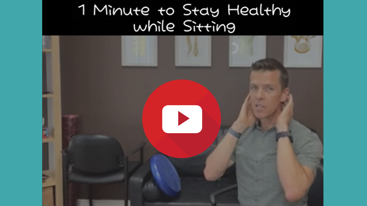1 minute stay healthy play button