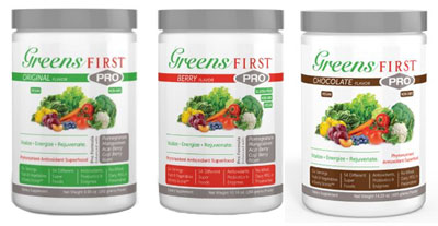 Greens First PRO®