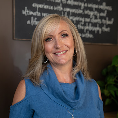 Linda King, Chaparral Chiropractic Wellness Centre Care Coordinator