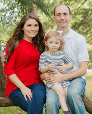 Bardstown Chiropractor Dr. Nick Schram and Family