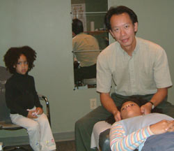Photo of Dr. Victor Fong