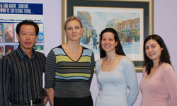 The Staff of City Centre Chiropractic & Massage