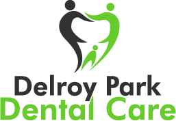 Delroy Park Dental Care logo - Home