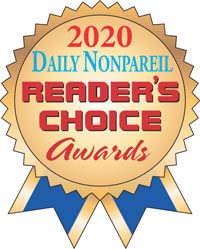 Reader's Choice - 2020