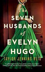 Evelyn Hugo book cover